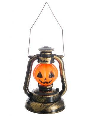 Pumpkin Lantern Light Up Halloween Decoration
