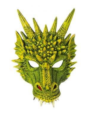 Dragon Kid's Green Book Week Mask