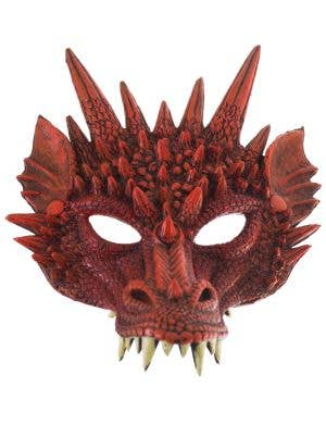 Dragon Kid's Red Book Week Mask
