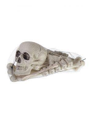Bag of Human Bones Halloween Decoration