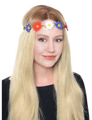 Australia Day Head Garland Costume Accessory