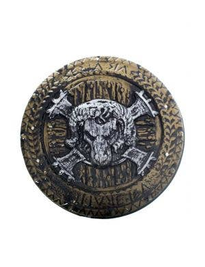 Rams Head Viking Shield Costume Accessory