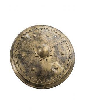Roman Gladiator Antique Bronze Costume Shield