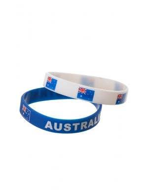 Australia Day Novelty Wrist Band 2 Pack