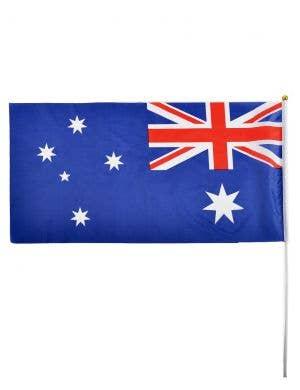 Aussie Flag 30x60cm Australia Day Prop