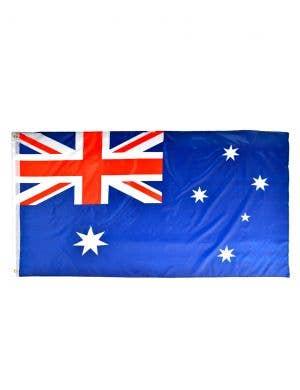 Giant 160x80cm Aussie Flag Decoration