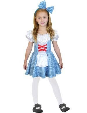Delightful Dorothy Girls Book Week Costume