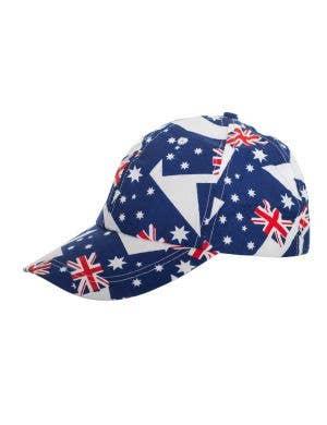 Adults Australian Flags Australia Day Baseball Cap
