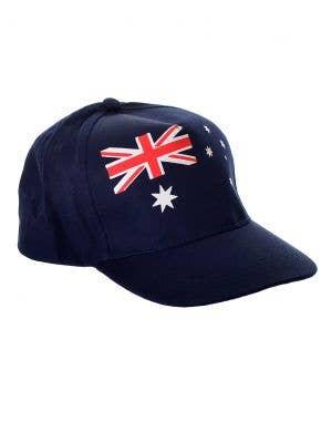 Navy Blue Australia Day Aussie Flag Baseball Cap