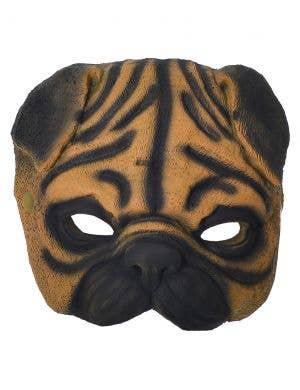 Bulldog, Boxer or Pug Kid's Foam Face Mask