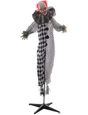 Life Size Horror Clown Halloween Decoration