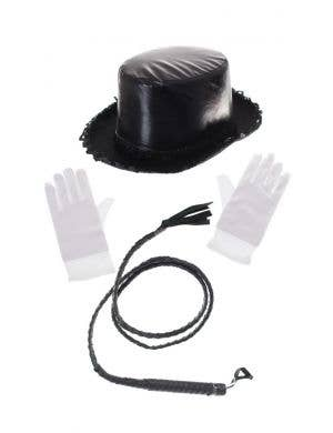 Circus Ringmaster Adult's Costume Accessory Kit