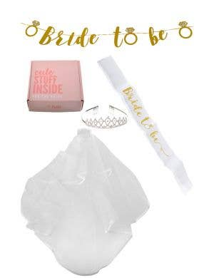 For the Bride Hen's Night Accessory Pack