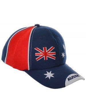 Australia Day Aussie Flag Baseball Cap Hat