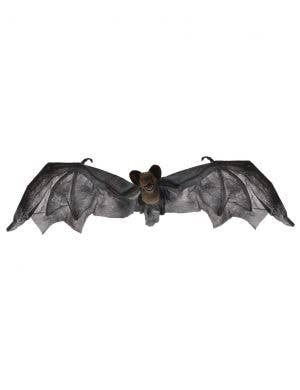 Light Up Halloween Black Bat 70cm Haunted House Decoration