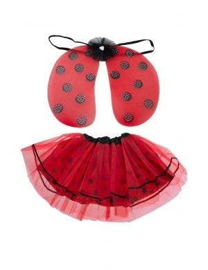 Ladybug Girl's Costume Accessory Set