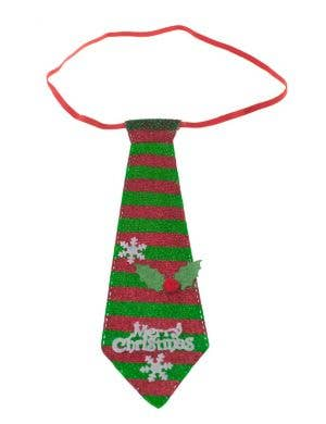Christmas Mini Novelty Festive Tie