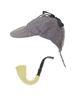 Novelty Small Magnifying Glass Sherlock Holmes Detective Costume Accessory