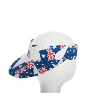Australian Flags Novelty Australia Themed Sun Visor
