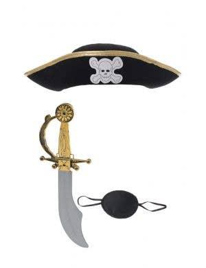 Pirate Children's Costume Accessory Kit