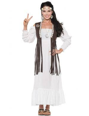 Earth Child Hippie 60's Women's Costume