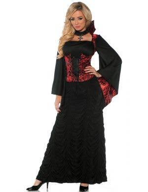 Blood Mistress Gothic Vampire Women's Halloween Costume