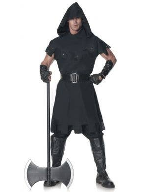Executioner Halloween Men's Plus Size Costume