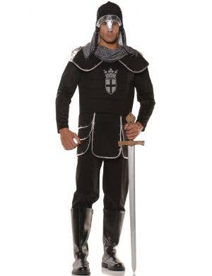 Noble Medieval Knight Men's Fancy Dress Costume