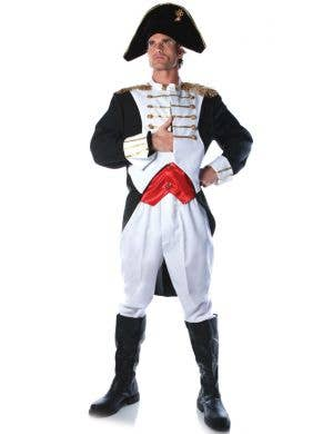 Napoleon Plus Size Men's Fancy Dress Costume