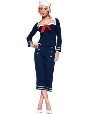 Ship Mate Sailor Sexy Women's Costume