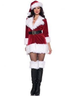Secret Santa Women's Sexy Christmas Costume