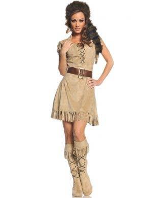 Wild Frontier Women's Sexy Costume
