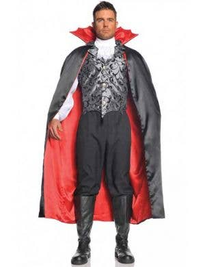 Men's Classic Dracula Vampire Halloween Costume