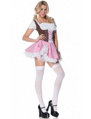 Heidi Beer Girl Sexy Women's Oktoberfest Costume