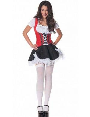 Beer Maiden Women's Cute Oktoberfest Costume