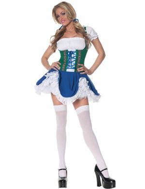 Gretchen Beer Wench Sexy Women's Costume