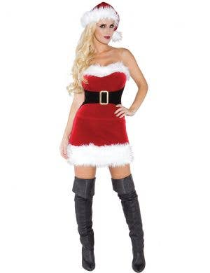Mistress Claus Women's Sexy Christmas Costume