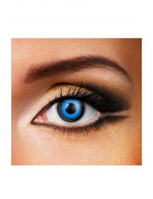 Elf Bright Blue 90 Day Wear Coloured Contact Lenses