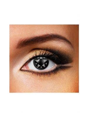 Starlight Grey 90 Day Wear Starstruck Contact Lenses
