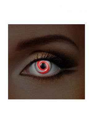 Swirl UV Reactive 90 Day Wear Glow Contact Lenses