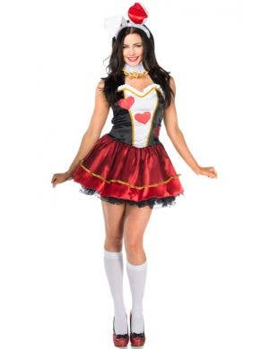 White Rabbit Sexy Women's Costume