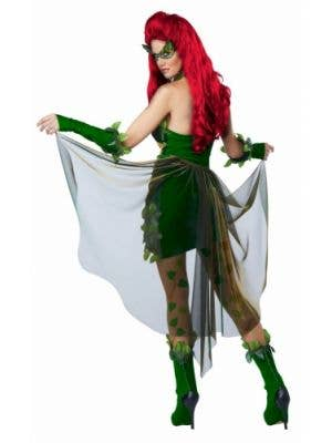 Lethal Beauty Sexy Poison Ivy Costume