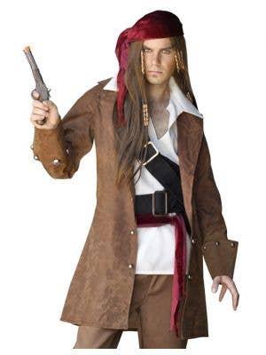 Captain Jack Men's Pirate Costume
