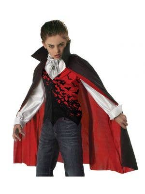 Prince of Darkness Boys Vampire Costume