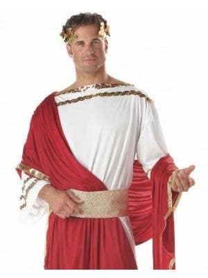 Emperor Caesar Men's Roman Toga Costume