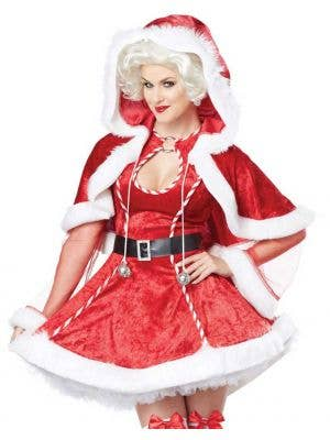 Mrs. Claus Sexy Women's Christmas Costume