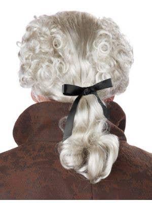 18th Century Peruke Costume Wig