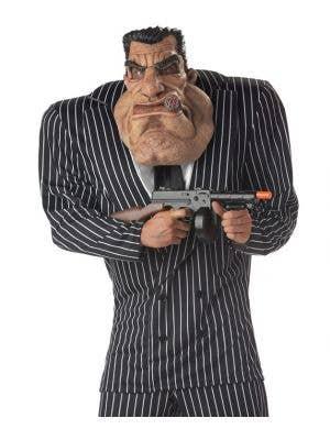 Massive Mobster Men's Gangster Costume