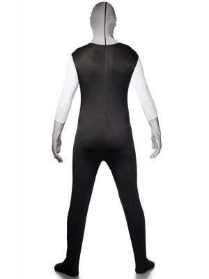 Investigator Adult's Policeman Budget Skin Suit Costume