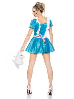 Horrorland Alice Zombie Halloween Costume